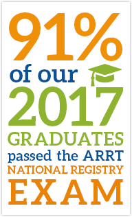 91% of graduates passed the AART