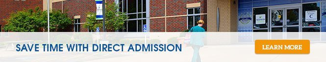 Aultman College offers direct admission